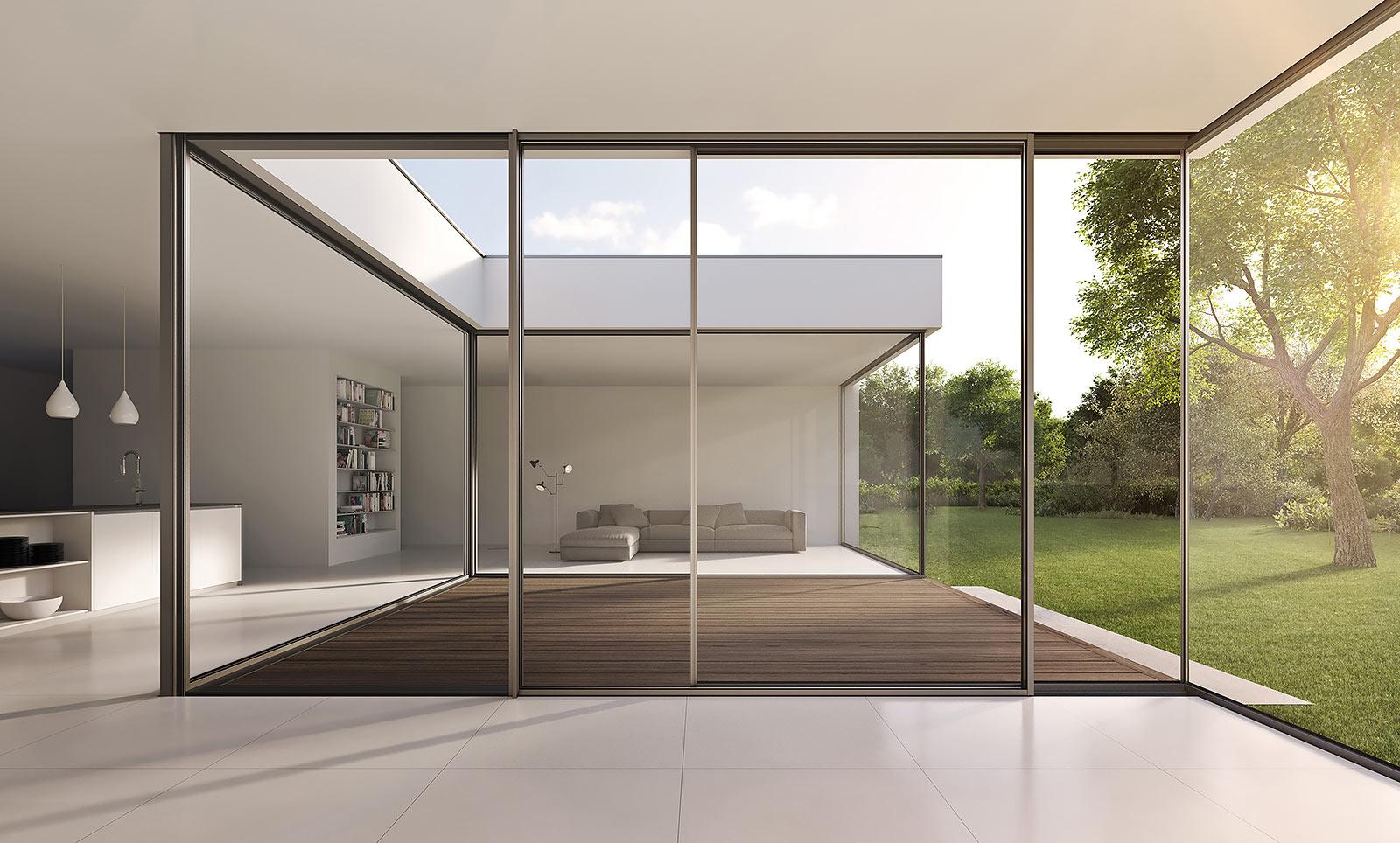 Spectrum Architectural Glazing Premium Low Energy