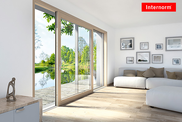 Internorm Composite Windows High Performance Energy