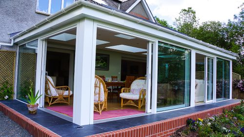 Internorm Lift-and-Slide Doors
