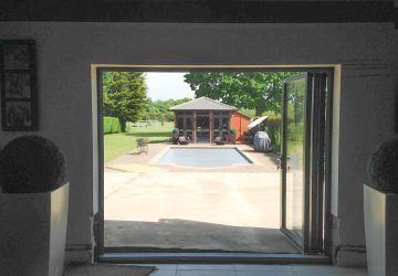 Solarlux SL60 Bifold doors