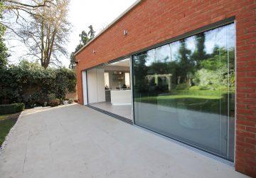 Cero III sliding doors