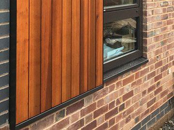 Aluminium Window Cills