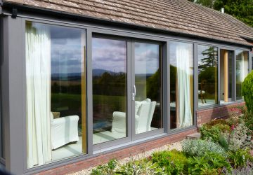 Internorm HS330 Lift-and-slide doors