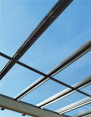 Solarlux Ambition -canopies and glass houses