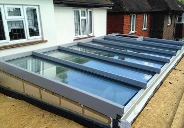 Solarlux Akzent Plus Rooflight