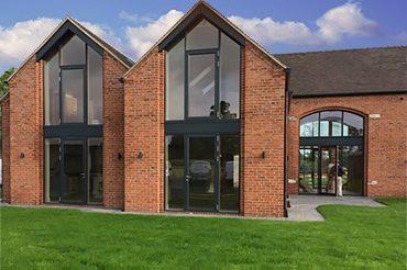 Barn Conversion in Shropshire