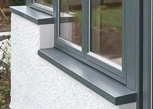 Aluminium Window Sills Soffits Amp Pressings Spectrum