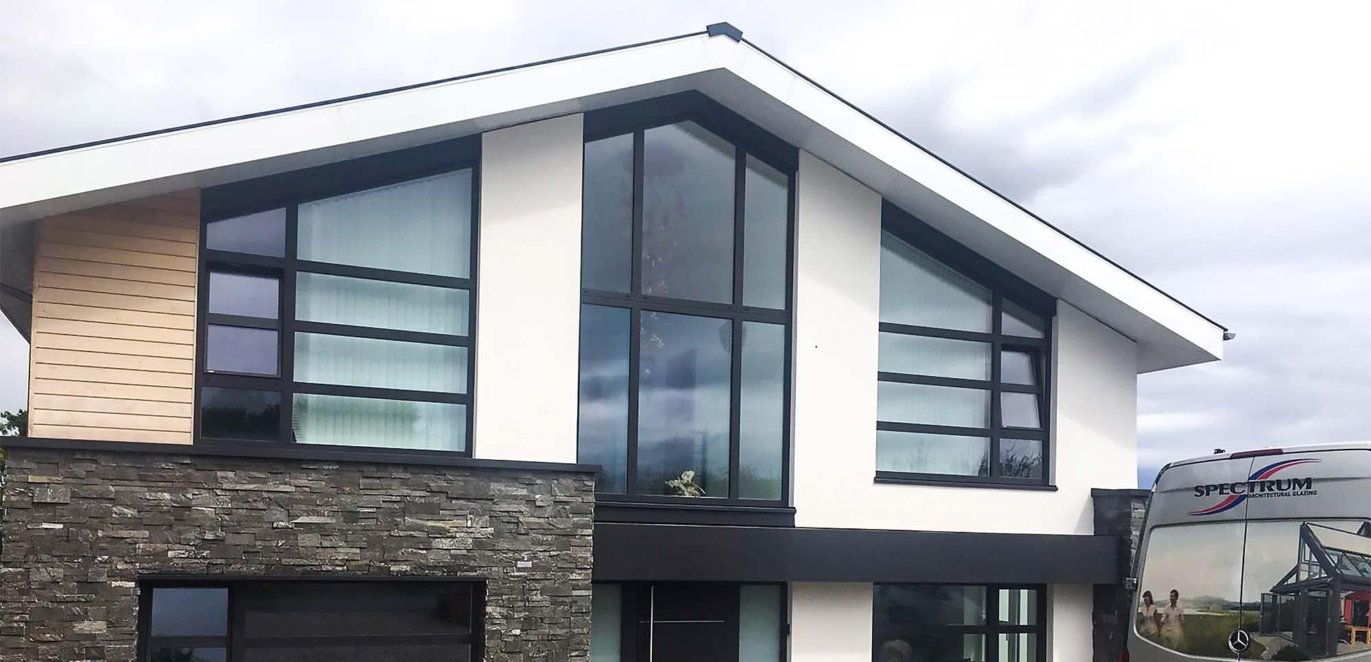Internorm-windows-on-a-custom-built-house