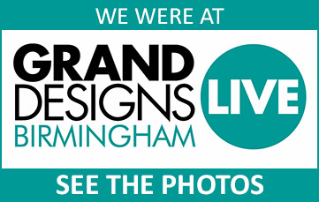 See the photos from Grand Designs Live 2018